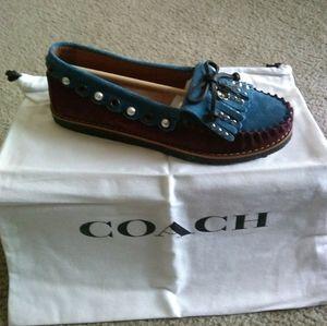 New coach shoes